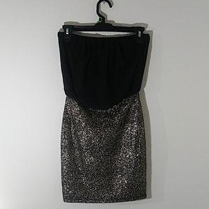 Coco Avante sparkly Mini party dress